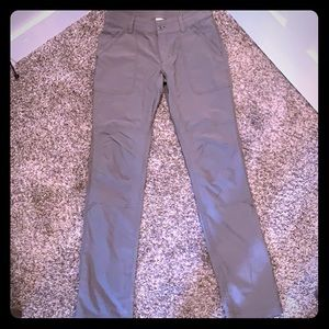 Women's Columbia hiking quick dry pant size 8 long